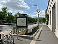 Entrée Station Métro École Vétérinaire Maisons Alfort Maisons Alfort 2.jpg