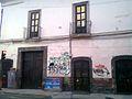Entrada Lateral de la Federación Mexicana de Charrería (Ex Convento de Nuestra Señora de Montserrat) 01.jpg