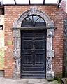 Entrance to 7 Eccles Street at the James Joyce Centre Dublin.jpg