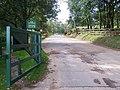 Entrance to Rugeley Sand Quarry - geograph.org.uk - 243562.jpg