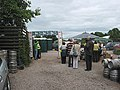 Entrance to the Linton Festival, Alma Inn - geograph.org.uk - 476320.jpg