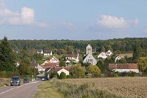 Épieds, Aisne - A general view of Épieds