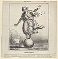 Equilibre Europeen, from Actualités, published in le Charivari, April 3, 1867 MET DP835583.jpg