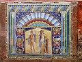 Ercolano, Herculanum Mosaïque représentant Neptune et Amphitrite.jpg