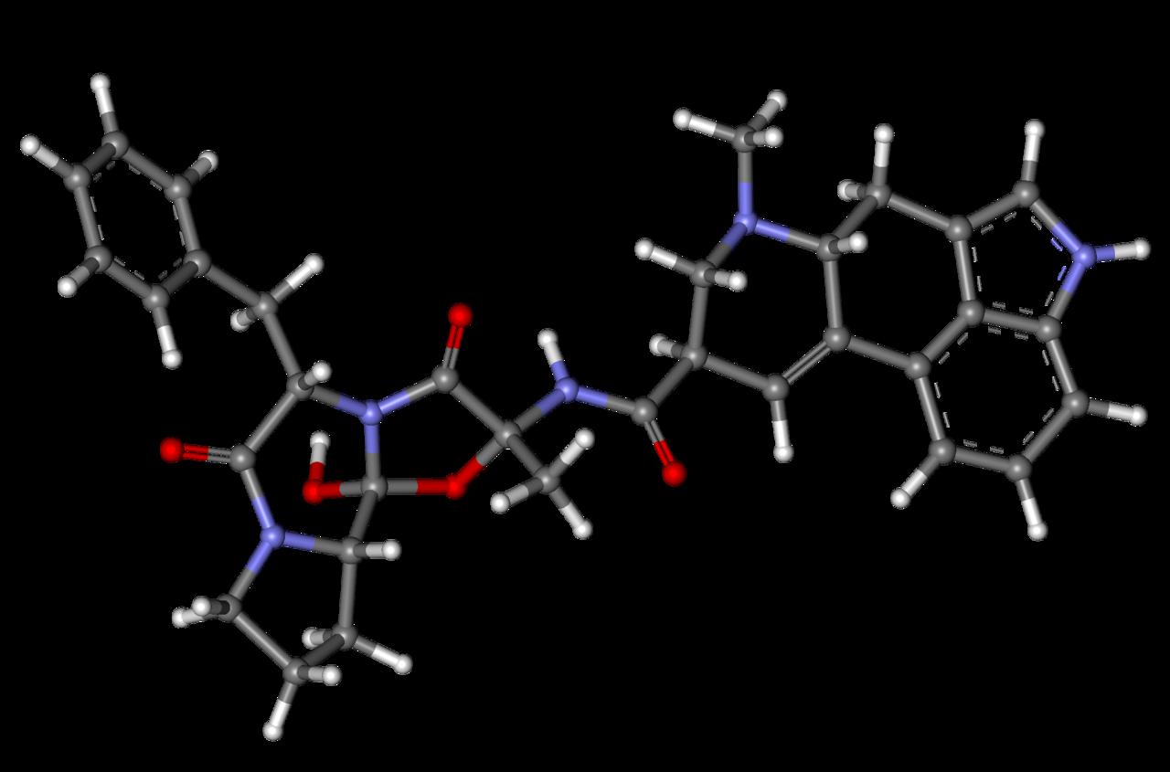 Эрготамин фото