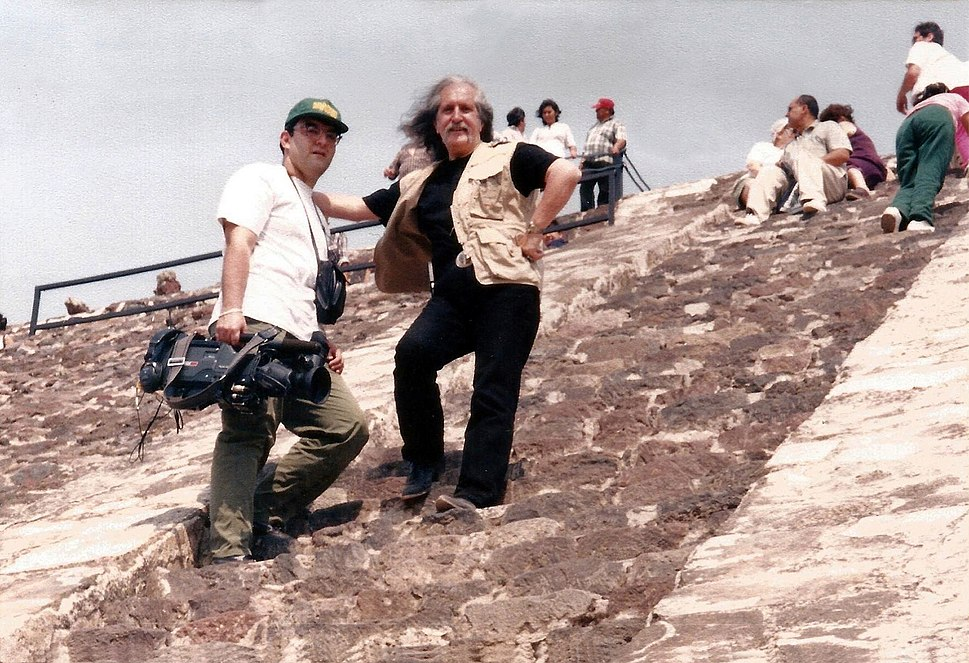 Erkan Umut & Baris Manco in Mexico 1998