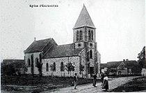 Esclavolles église 1912 08642.jpg