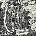 Escudo da Galiza no debuxo de Tui de Pier Maria Baldi (1669).jpg