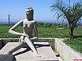Escultura de Bassano Vaccarini na Praça das Esculturas - panoramio.jpg