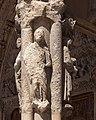 Escultura no pórtico frontal da Catedral de León. España-38.jpg