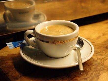 wie schreibt man cappuccino