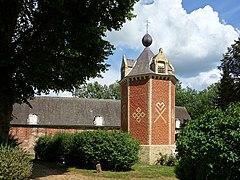 Château d'Esquelbecq — Wikipédia