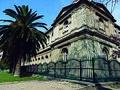 Esquina Museo Nacional Quinta Normal -- GISLECHTVALK GI.JPG
