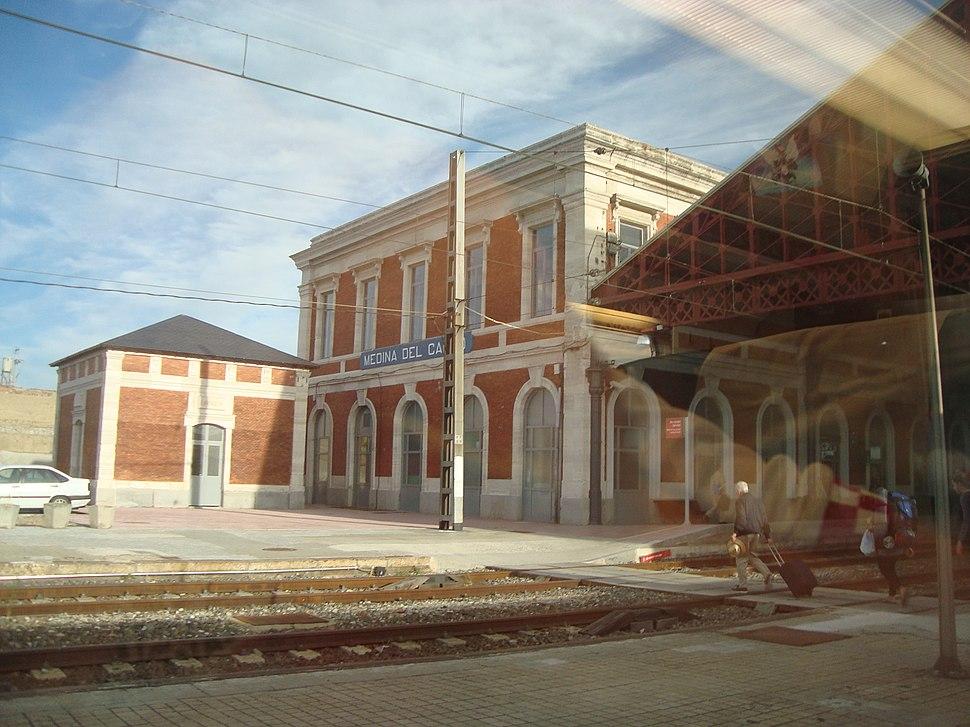 Estación de Medina del Campo1