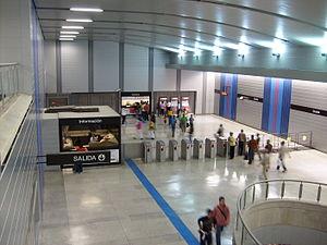 Estacion Coche L3 METRO DE CARACAS.JPG