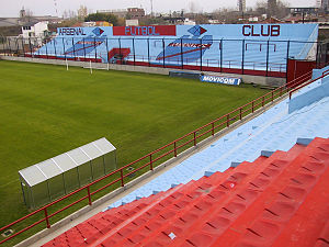Estadio Julio Humberto Grondona - Image: Estadio.Arsenal.Futb ol.Club