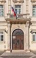 Etrance to Piran Town Hall, Piran, Slovenia.jpg