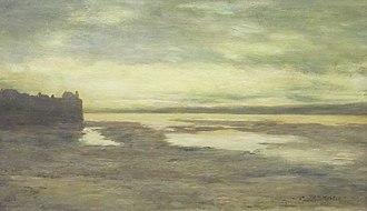 Homer Dodge Martin - Image: Evening Thames HD Martin
