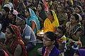 Evening Prayers - Rawatpura Sarkar Ashram - Chitrakoot - Satna 2014-07-05 6670.JPG