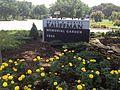 Ewing and Muriel Kauffman Memorial Garden (entrance).jpg