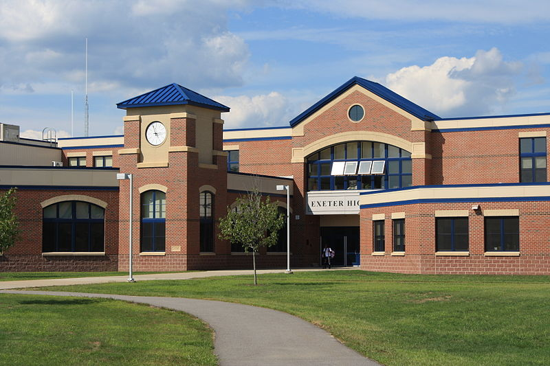 File:Exeter High School (New Hampshire).jpg