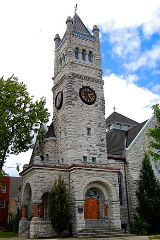 St. Andrew's Presbyterian Church (Kingston, Ontario) - St. Andrew's Church in Kingston, Ontario