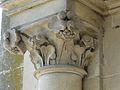 Eymet église chapiteau porche (8).JPG