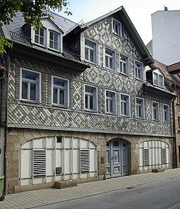 Gartenstraße in Fürth