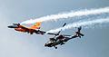 F-16 Vipers NL Air Force Days (9323113042).jpg