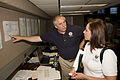 FEMA - 37344 - Deputy FCO Ken Clark giving a tour of hte ooperations center in Texas.jpg