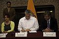 FIRMA DE ACUERDOS DE COLABORACIÓN ENTRE EL PROGRAMA DE CANJE DE DEUDA ECUADOR – ESPAÑA Y UNIVERSIDADES BENEFICIARIAS (14675694381).jpg