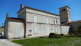 Archingeay Commune in Nouvelle-Aquitaine, France