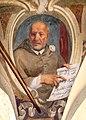 Fabrizio, alfonso e francesco boschi, personalità francescane, 1642, clemente d'olera 02 con testo in arabo della sura 6.jpg