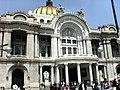 Fachada del Majestuoso Palacio de Bellas Artes - panoramio.jpg