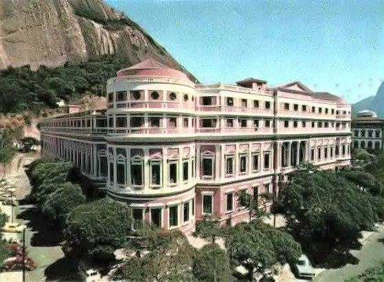 Faculdade Nacional de Medicina - UFRJ - Universidade do Brasil