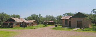 Fairbank, Arizona - Fairbank in 2014.
