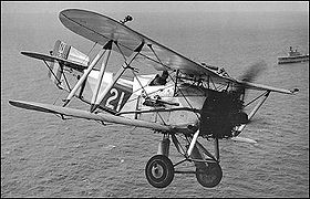 Fairey Flycatcher, 1930.