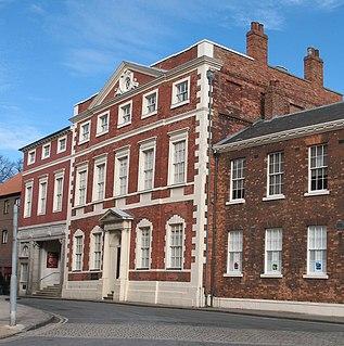 Grade I listed building in York, United Kingdom