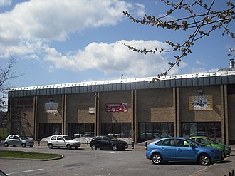 Leisure centres in Cardiff - Fairwater Leisure Centre
