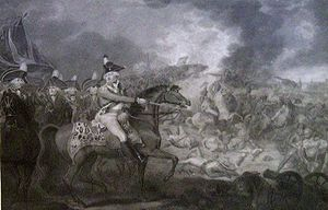 Samuel Hulse - The Battle of Famars in 1793 at which Hulse commanded the 1st Battalion of the Grenadier Guards