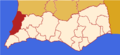 Faro district map Portugal AJZ.png