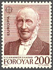 Venceslaus Ulricus Hammershaimb.