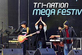 Faruq Mahfuz Anam in Tri-Nation Mega Festival - Bangladesh India Pakistan (8374573805).jpg