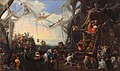 Faustino Bocchi (1659-1741). L'arrivo della sposa. Collezione privata.jpg