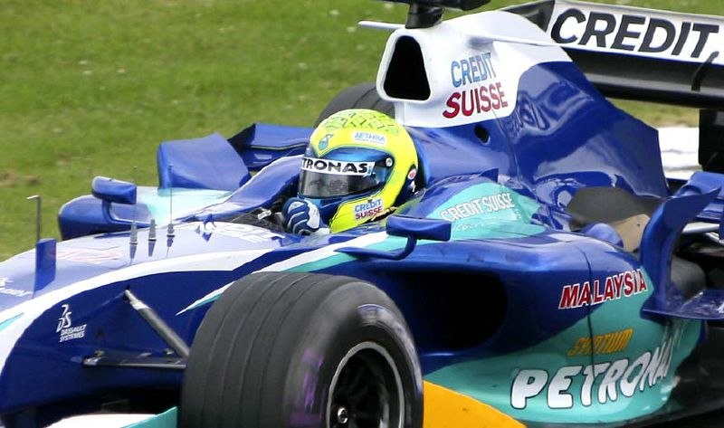 Felipe Massa 2005