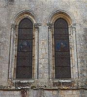Fenêtres chevet côté nord Meursac.JPG