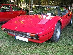 Ferrari 308 GTB et GTS