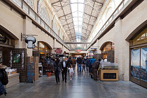San Francisco Ferry Building - Ferry Building Marketplace