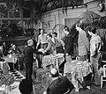 Filmexpeditie naar de Goudkust in Afrika, in opdracht van cacaofabrikant Van Hou, Bestanddeelnr 904-8685.jpg
