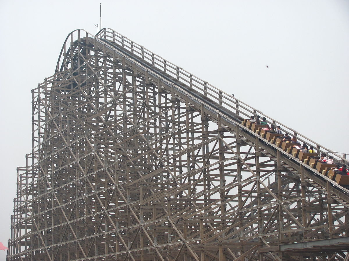 Wooden Coaster Fireball Wikipedia